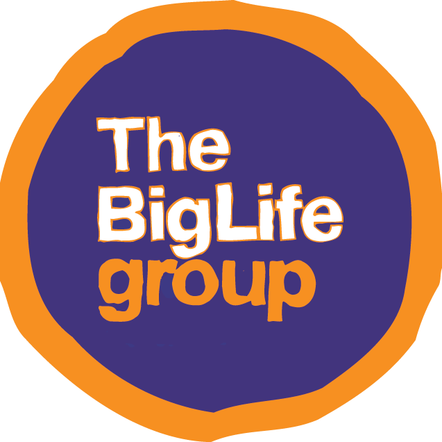 The BigLife group logo