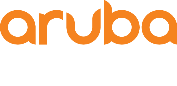 aruba a hewlett packard enterprise logo