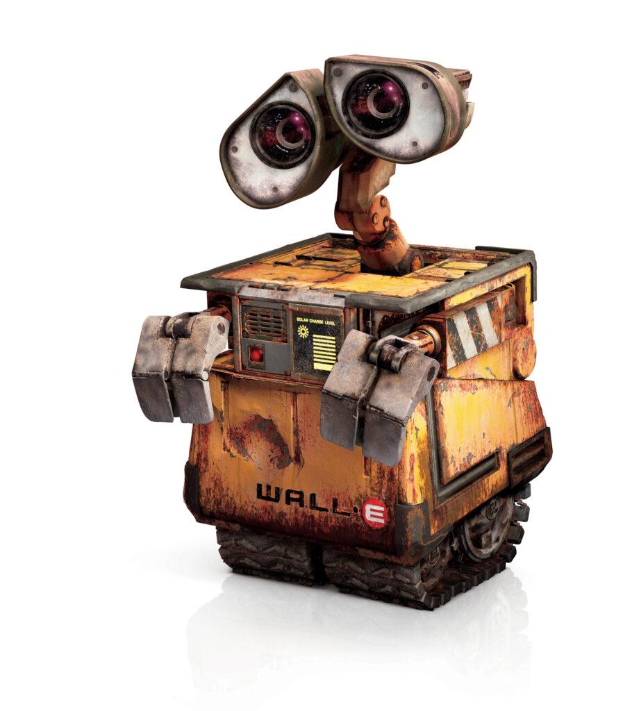WALL-E Disney character